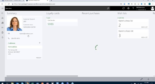 365CounterSales for Dynamics 365 for Finance and Operations
