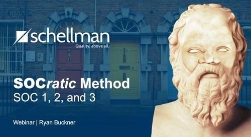 SOCratic Method: SOC 1, SOC 2, and SOC 3