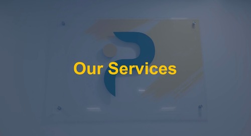 Outsourcing Services Overview Video