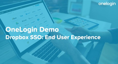 Dropbox SSO - End User Experience