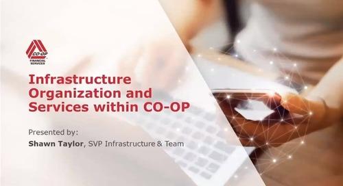 ET&S Integration Webinar - Infrastructure Organization & Services