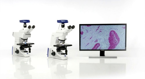 Discover Smart Microscopy with the new routine microscope ZEISS Axiolab 5