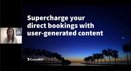 Supercharging Your Direct Bookings With User-Generated Content