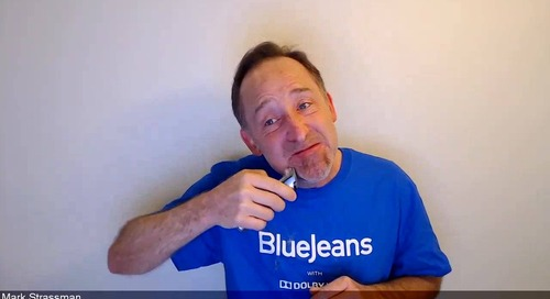 BlueJeans Presents: The Razor Test featuring Dolby Voice