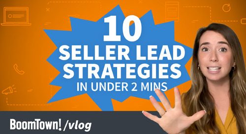 10 Seller Lead Strategies