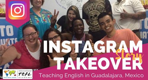 Day in the Life Teaching English in Guadalajara, Mexico with Rania Deebah