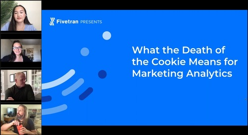 What the Death of the Cookie Means for Marketing Analytics