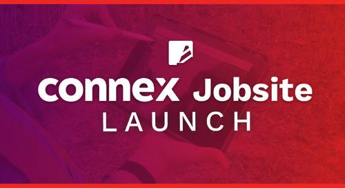 CONNEX Jobsite | Plus & Pro Packages