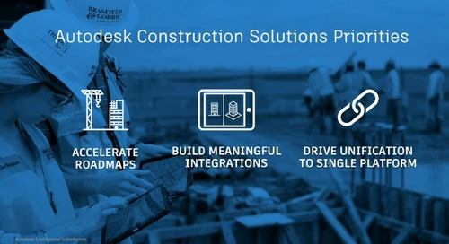 The Autodesk Construction Solutions Vision