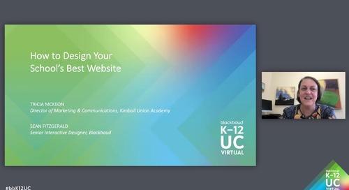 How to Design Your School's Best Website