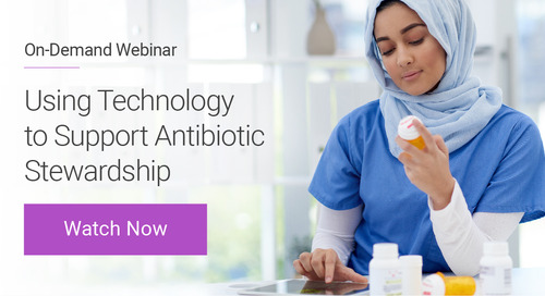 Utilizing Technology to Support Antibiotic Stewardship