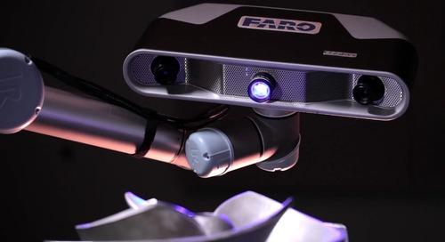 Conheça o FARO Cobalt Array Imager