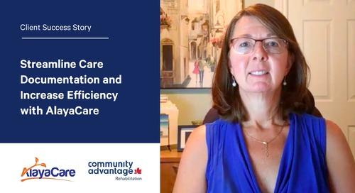 Case Study: Community Advantage Rehab