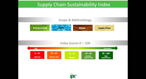 Subway: Improve Supplier Compliance Odds When Cards are Stacked Against You