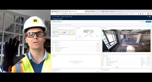 Holobuilder + BIM 360 - Partner Card Integration