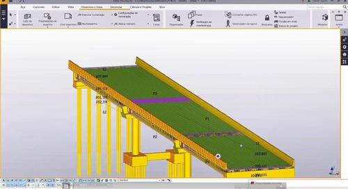 BIM 5D: da Modelagem 3D ao Gerenciamento de Custos (Tekla Structures & Vico Office)