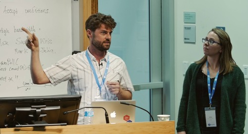 Ocean Health Index analysis with Shiny - Ben Best & Julie Lowndes