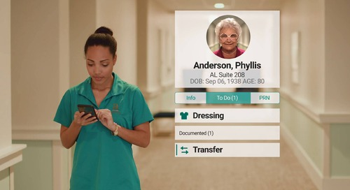 Introducing PointClickCare Companion for Assisted Living
