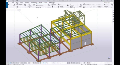 Tekla Model Sharing - Une Solution efficace et fiable