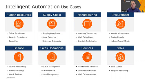 CoE Roundtable - How to Scale and Measure your Automation Program with Frank Kelly