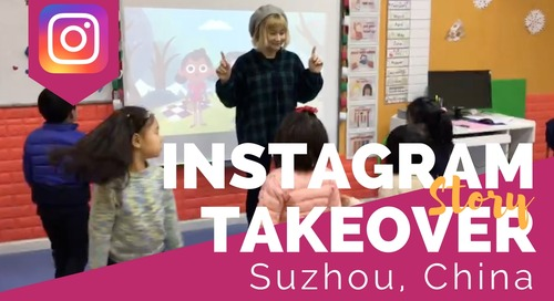 Day in the Life Teaching English in Suzhou, China with Amanda Barrows