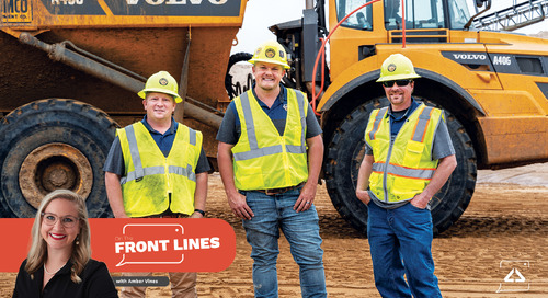 On The Front Lines at Hallett Materials