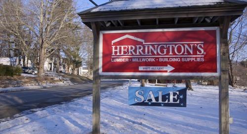 Herrington's Spruce testimonial