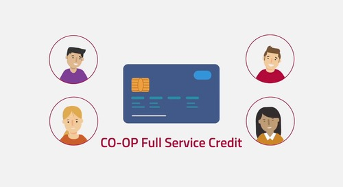 CO-OP Full-Service Credit