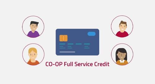 CO-OP Full-Service Credit