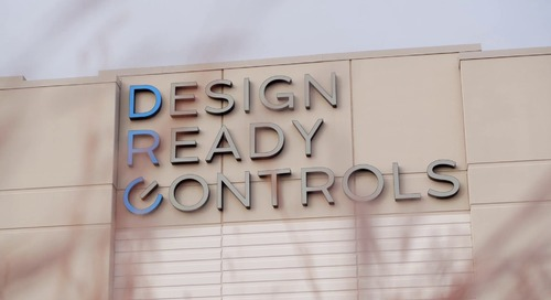 Design Ready Controls - COO Perspective