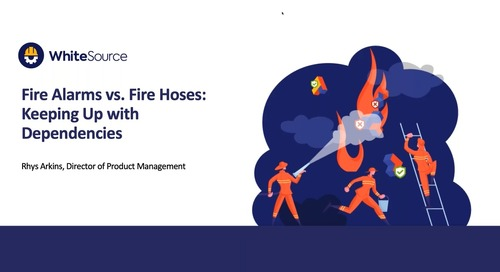 Fire Alarms vs. Fire Hoses Keeping Up with Dependencies