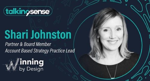 Optimizing Account-based Triggered Plays with Winning by Design's Shari Johnston