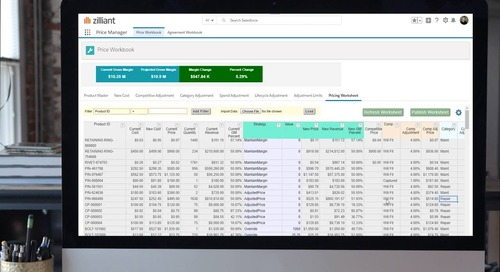 How to Centrally Create, Manage and Update Price Lists