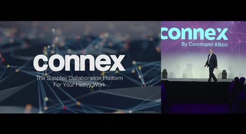 Craig Tate, Chris Strickland, and Charles Evans Take ELEVATE Attendees on A Journey – The CONNEX Journey