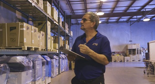 Southwest Office Systems: Just in Time Inventory