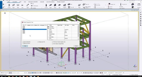 Complete Structural BIM Solutions from Design to Erection: Part II