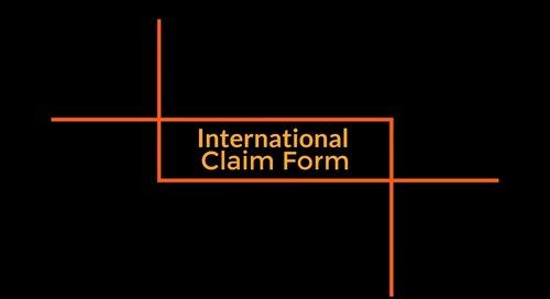 IQ Bot Use case - Blue Shield Int Claim Form