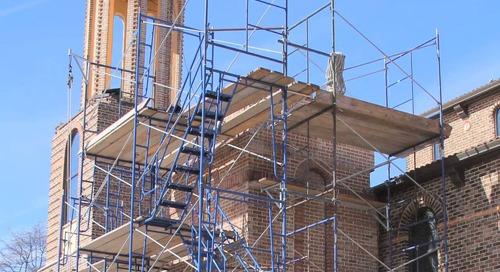 FARO helps restore St. Demetrios Greek Orthodox Church