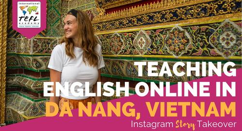 Day in the Life Teaching English Online from Da Nang, Vietnam with Amanda Kolbye