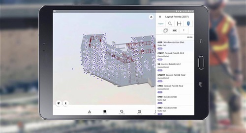 BIM 360 Layout Preview