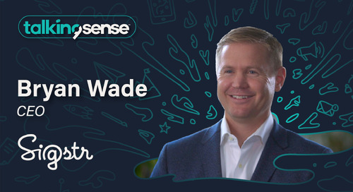 ABM Strategies & High Growth Startups with Bryan Wade - CEO of Sigstr