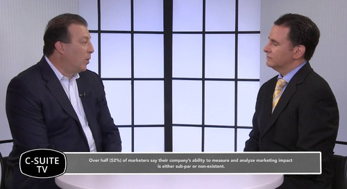 Jeff Pedowitz - CEO of The Pedowitz Group - C-Suite TV