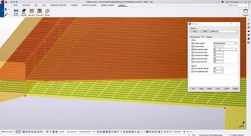 Tekla Structures 2019 - Bridge Creator e Modelagem de Pontes e Viadutos usando BIM