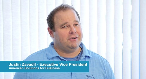 Customer Case Study Video: ASB - American Solutions for Business