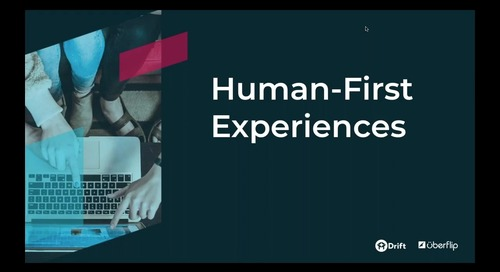 Human-First Experience