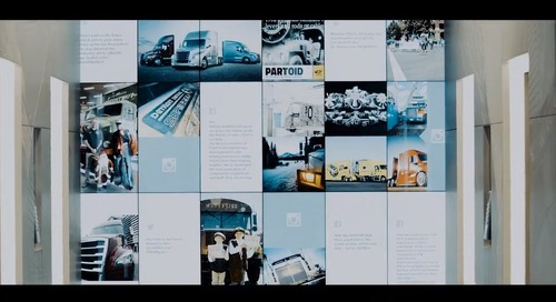 See How Daimler Uses its Signs to Create an Impactful Lobby Experience and Engage its Employees