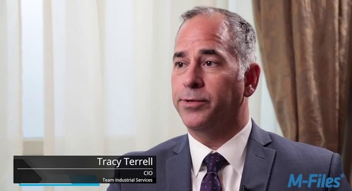 Customer Case Study Video: TEAM Industrial Services