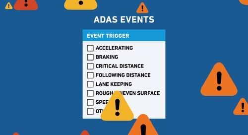 ADAS Fleet Management - Lytx Program Enhancements