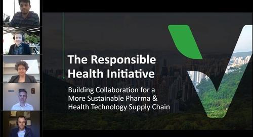 Responsible Health Initiative Webinar
