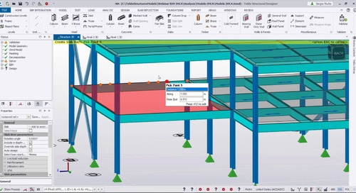 Metodología BIM para la Ingeniería, Fabricación y Montaje en Acero
